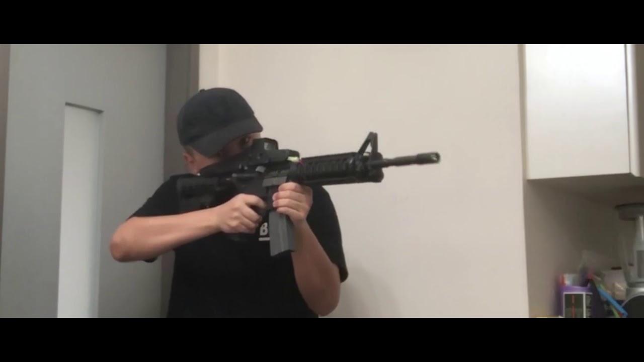 Gun Effect Test Video