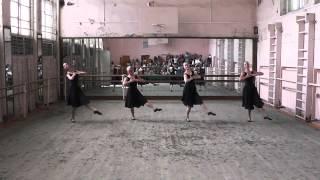 ГОСэкзамен по народному танцу. этюд на материале Украинского танца