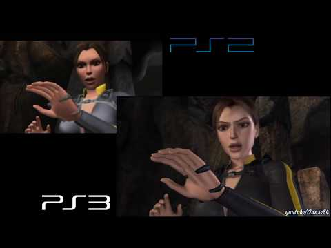 Tomb Raider Underworld Ps2 Part 7 Full Playthrough Hd Youtube