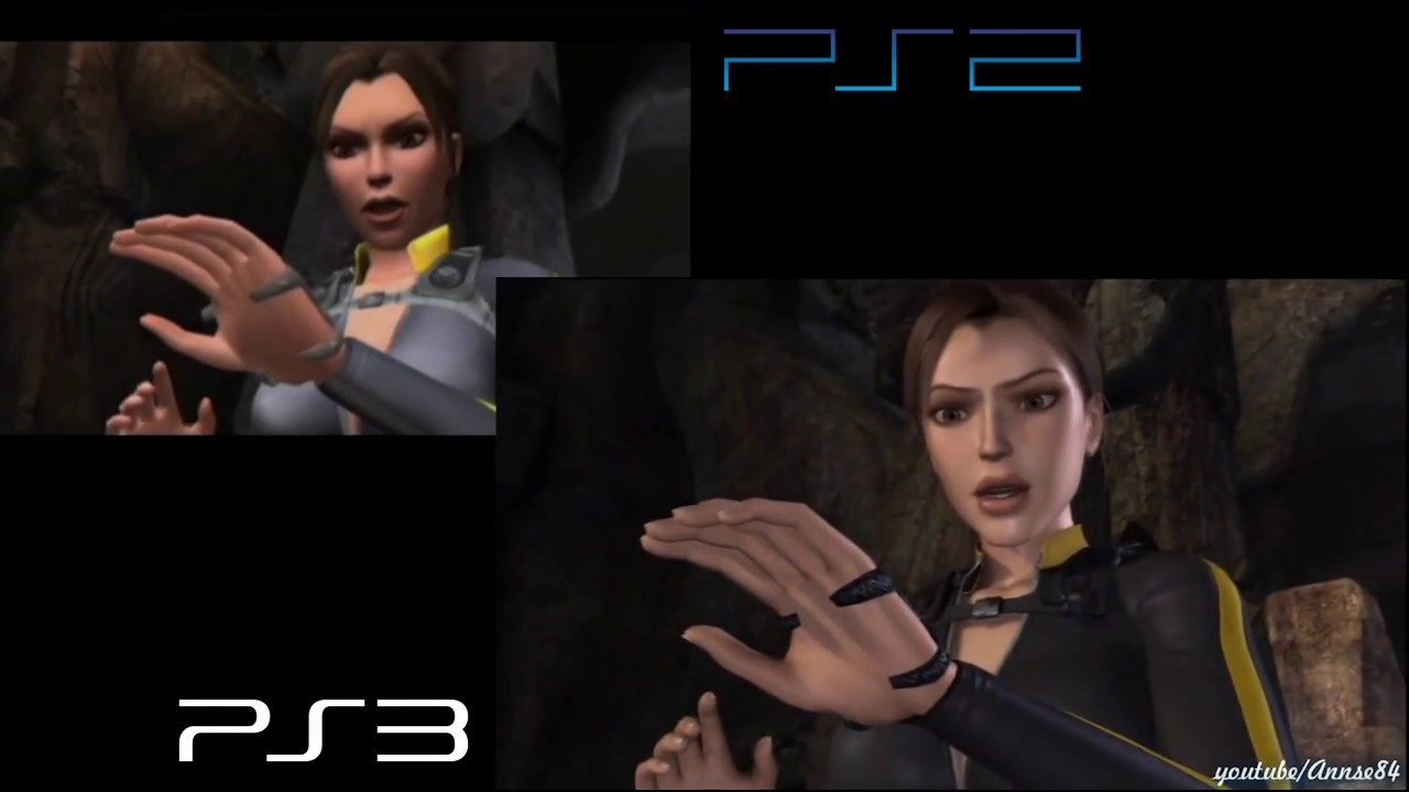 tomb raider underworld ps2 review