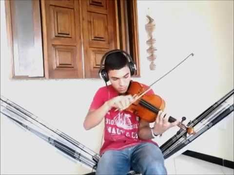 """Katy Perry / """"Roar"""" _ (Violin Cover) - Henrique Barbosa"""