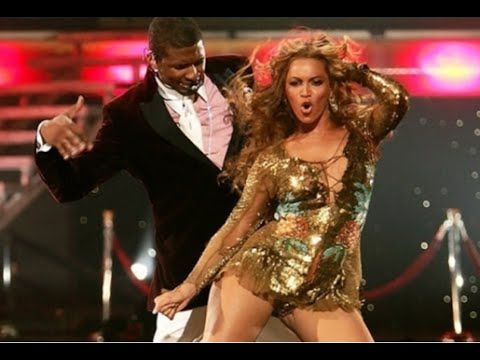 [HD] Usher Ft. Beyonce - Bad Girl  (Live)