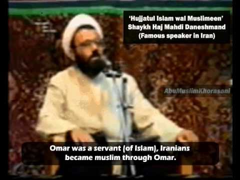 Shia Scholar using foul language against Sahaba (ra) & Ahl-Sunnah [EngSubs]
