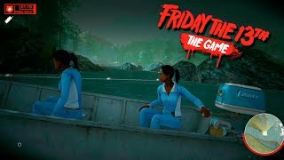 FRIDAY THE 13th - ESCAPO 2 VECES EN 1 PARTIDA!! Con Vegetta