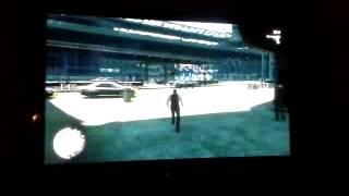 Petit test de GTA 4 en ligne !