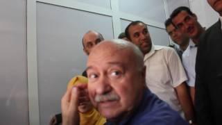 والي  الولاية حموا  احمد  التوهامي   في  زيارة   بلدية   سيدي  ورياش