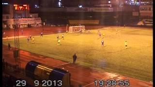 Голы с матча Волга 1-2 КАМАЗ