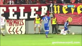 Göztepe 2-1 Eskişehirspor Maç Özeti