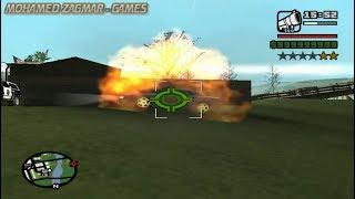 الجزء9 : طريقة الحصول على سيارة مضادة للرصاص من سباق مهمة Gta San Andreas   Farewell, my love
