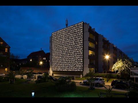Wall of Dreams, Special Citation 2016 IALD Lighting Design Awards