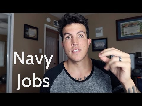Jobs In The Navy (YN, PS, LS)