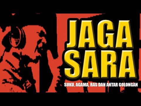 JAGA SARA (Suku, Agama, Ras Dan Antar Golongan) - MARJINAL (Official Video)