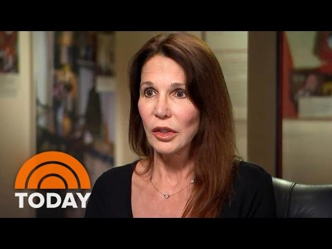 Patti Davis: I 'Feel Complete' In Relationship With Mother Nancy Reagan  TODAY