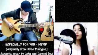 MYMP - Especially For You - acoustic cover by John and Damsel