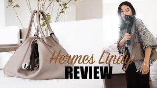 HERMES LINDY REVIEW | Honest Opinion NO BS | Try -On/Styling【HEYCHENNY】