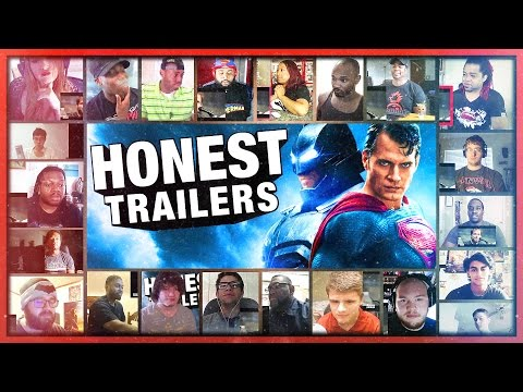 Honest Trailers - Batman v Superman: Dawn of Justice Reaction