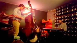 The Ashley Henry Trio plays The NOW Jazz Sessions presented by GW Jazz. 19.11.16