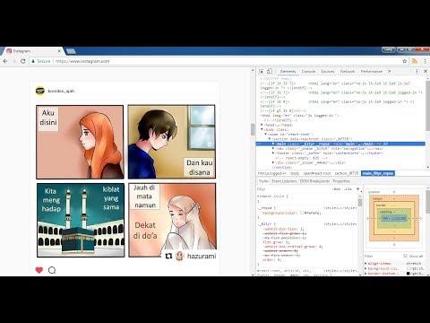 Cara Upload Foto Video di Instagram LEWAT PC Laptop Bahkan Story dan Carousell Tanpa RIBET.