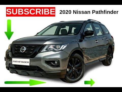 New 2020 Nissan Pathfinder Walkaround, Review & Test Drive!!!