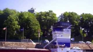 Hafenrundfahrt mit der  MS Rheinfels im  Hafen Duisburg 004