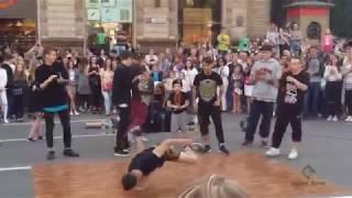 Уличные танцы Крещатика 2018 7-ая часть