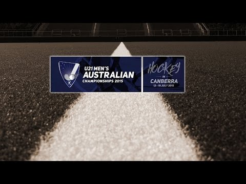 Game 6 - Australian Capital Territory v New South Wales - Under 21 Men's Championship 2015