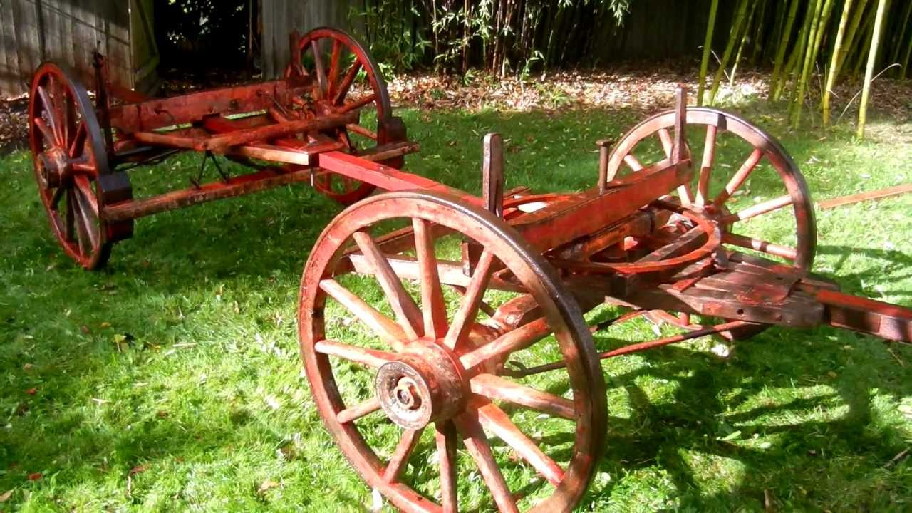 Old Wagon Gears : Old western wagons owensboro running gear for a