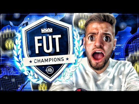 noob holt elite in fut champions und ist stolz .. 😱🔥 Fifa 19 Weekend League Wakez