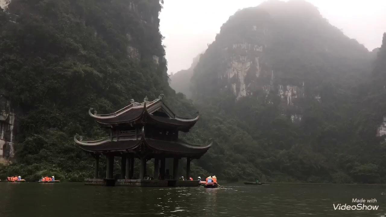 Kinh Nghiệm Du lịch Tràng An – Ninh Bình / UNESCO World Heritage Viet Nam Travel