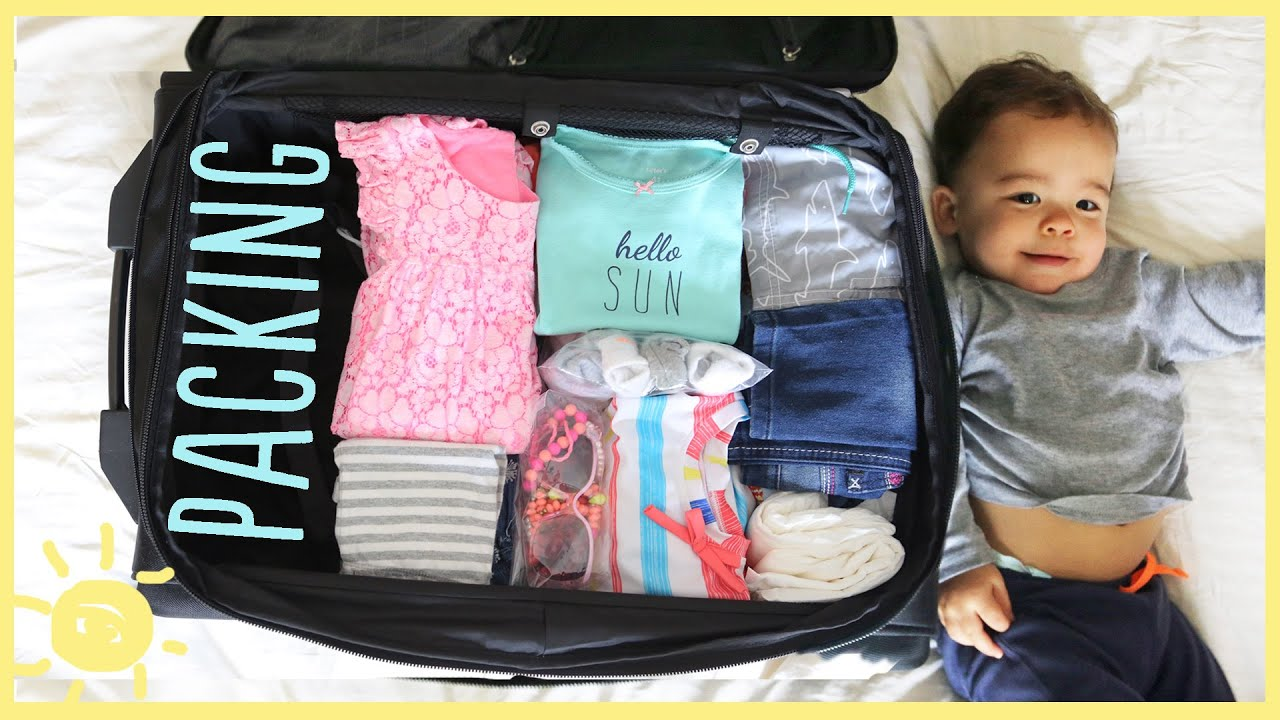 Image result for Packing for kids