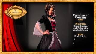 Womens Vampiress of Versailles Costume