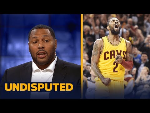 What is Kyrie Irving thinking? Eddie House on why it