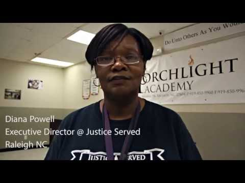 Diana Powell - Justice Served Raleigh NC