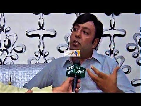 Shahid Khan - An Interview By Khyber News | About Success Of film Duskhushi Ba Mani