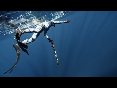 Deep Spearfishing: The Reef