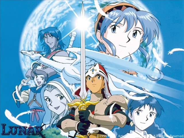 Lunar: Silver Star Story Complete - Complete OST