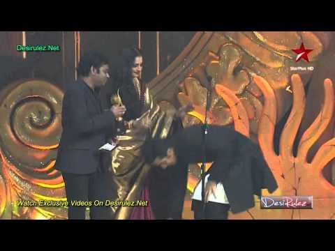 Ranbir Kapoor Best Actor 2012 IIFA Singapore