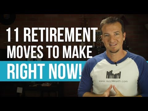 Live! 11 Retirement investing move to make right now!