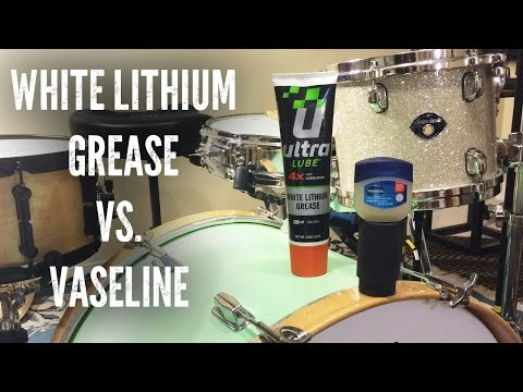 The Best Lube For Your Drum Lugs