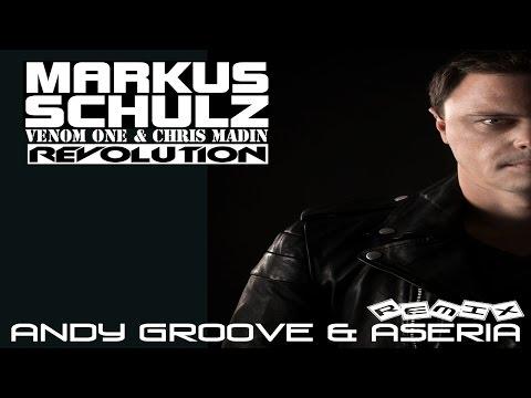 MARKUS SCHULZ - REVOLUTION (ANDY GROOVE & ASHERIA REMIX) музыка бесплатно