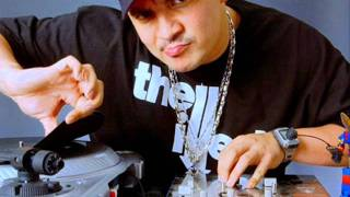 "Mix Master Mike - ""Rebel Enforcer"""