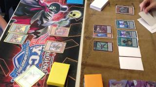 Yu-Gi-Oh! Duel: Fire King Vs Sylvans Game 1 (July 2014 Format)