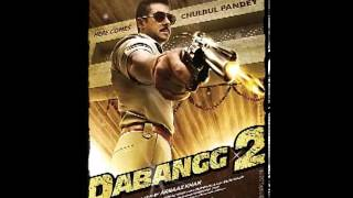 Saanson Ne (Dabangg 2) Full Song With Lyrics - Salman Khan and Sonakshi Sinha