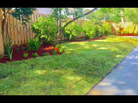 HORIZON LANDSCAPING   Jacksonville FL.   Backyard Makeover   Landscape Design & Install