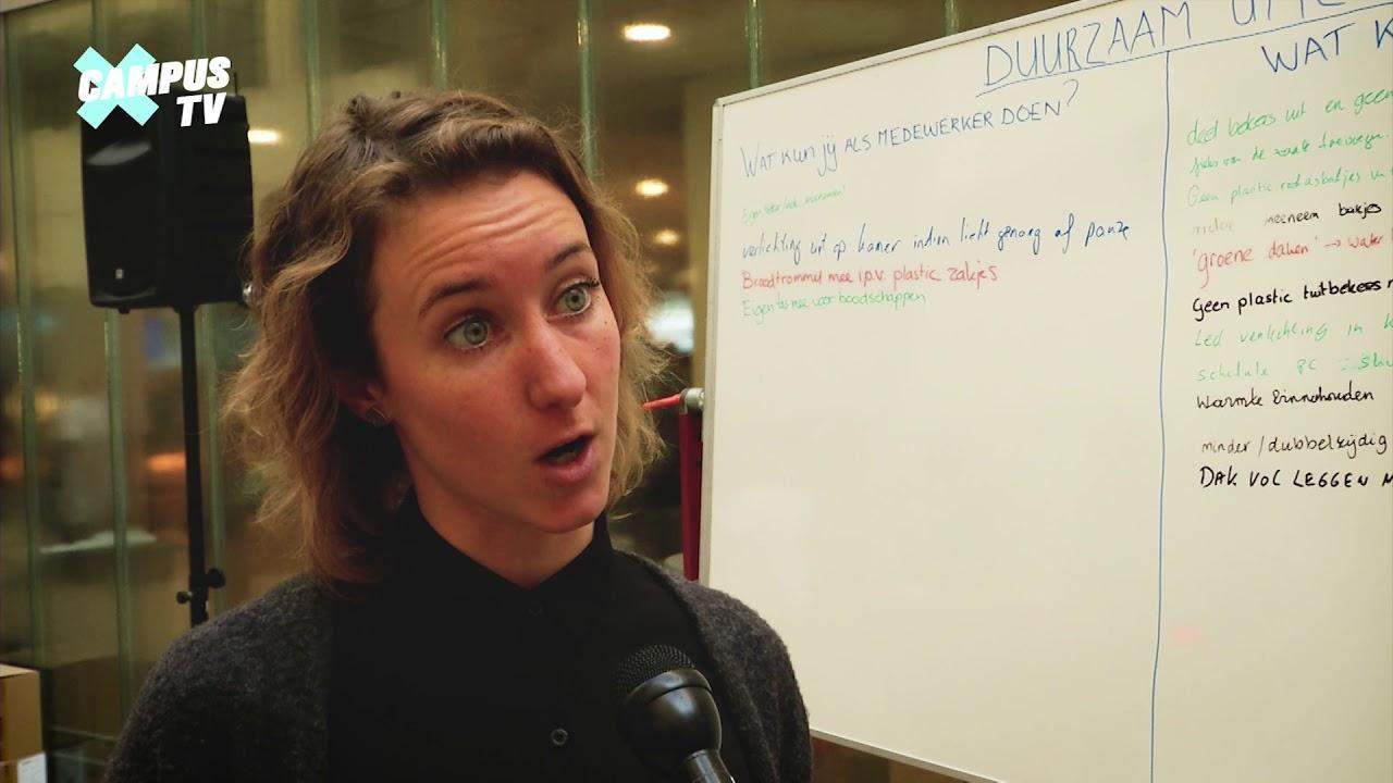 Steeds duurzamer UMCG || Campus Kort