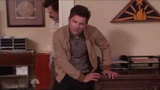 Parks and Recreation | The Calzones Betrayed Me | Ben Wyatt