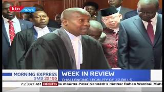 Maize furore yet again!; Senate VS National Assembly wars rages on | WEEK IN REVIEW