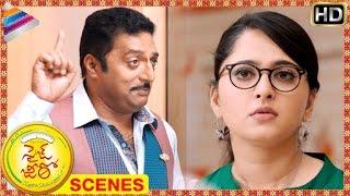 Size Zero Telugu Movie Scenes | Anushka joins in weight loss program | Arya | Telugu Filmnagar