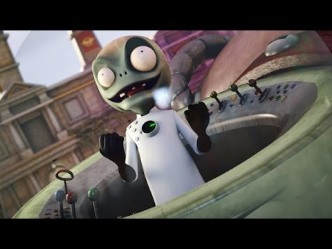 Plants Vs Zombies Heroes Trailer Oficial del Juego