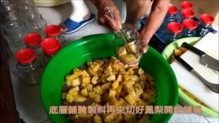 古早味鳳梨豆瓣醬製作影片